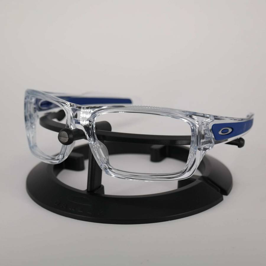 Oakley Turbine Frame - Polished Clear / Chrome Keret-101-030-039