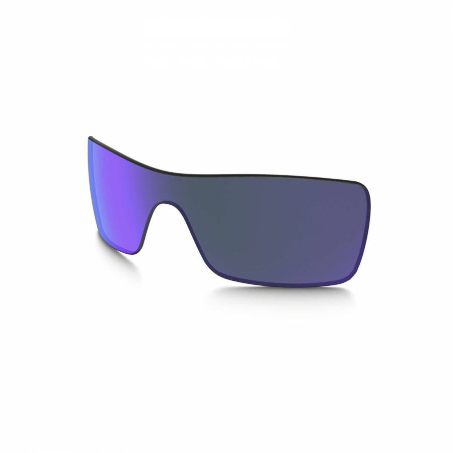 Oakley Batwolf Lens - Violet Iridium Polarized Lencse-42-073