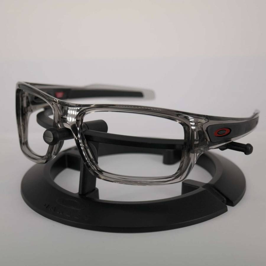 Oakley Turbine Frame - Grey Ink / Anodized Red Keret-AOO9263FR-57