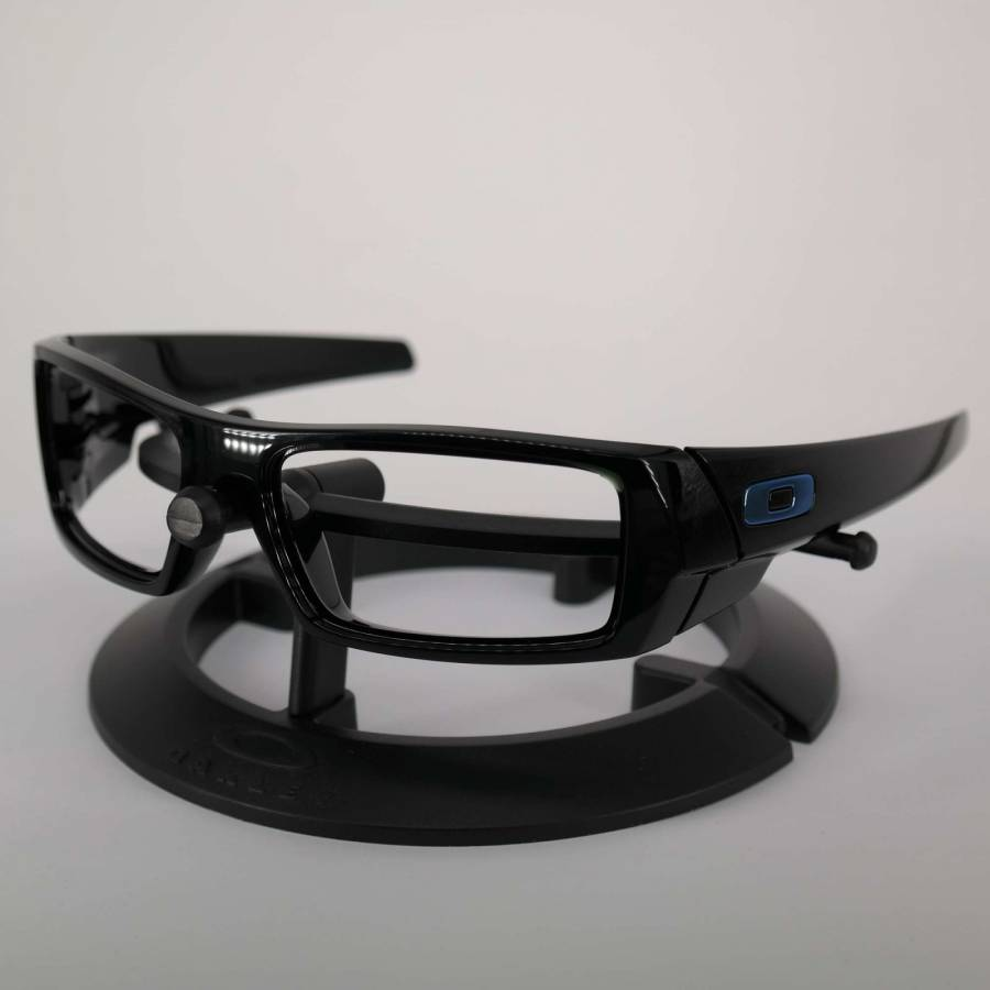 Oakley Gascan Frame - Polished Black / Deep Blue Keret-600-141-016
