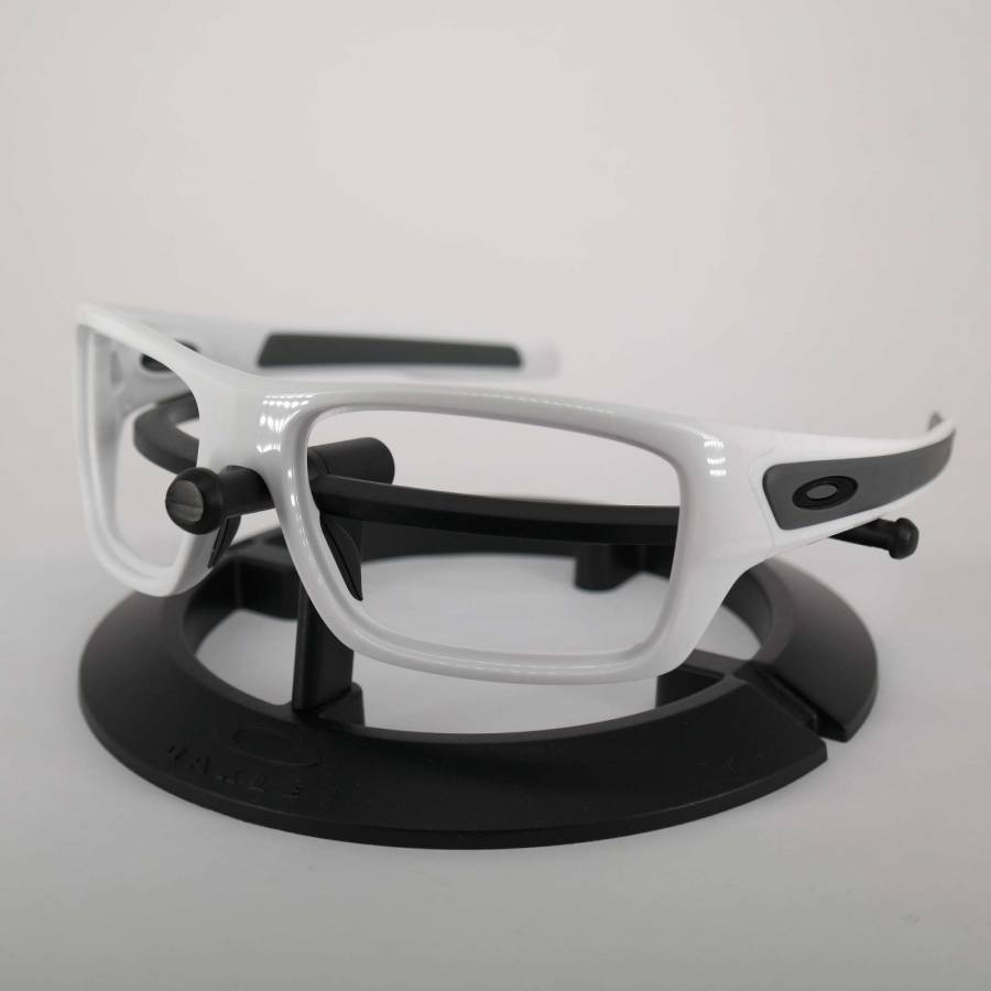 Oakley Turbine Frame - Polished White / Black Keret-101-030-040