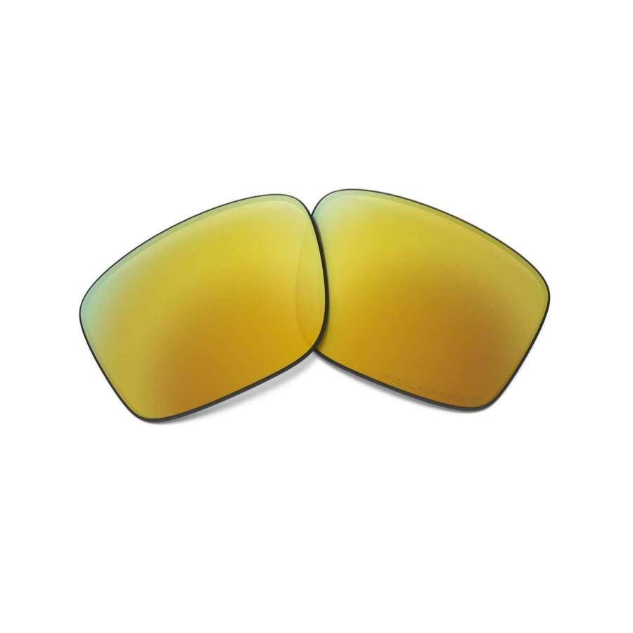 Oakley Fuel Cell Lens - 24K Iridium Polarized Lencse-42-047