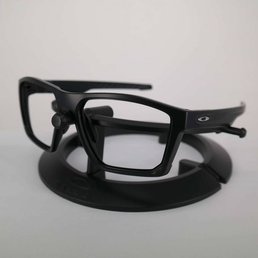 Oakley Targetline Frame - Matte Black / Satin Chrome Keret-102-864-008