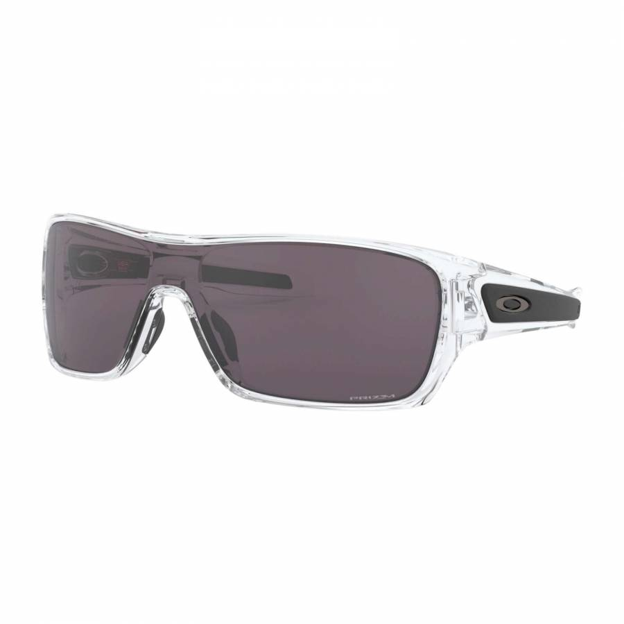 Oakley Turbine Rotor Polished Clear - Prizm Grey Napszemüveg-OO9307-2732