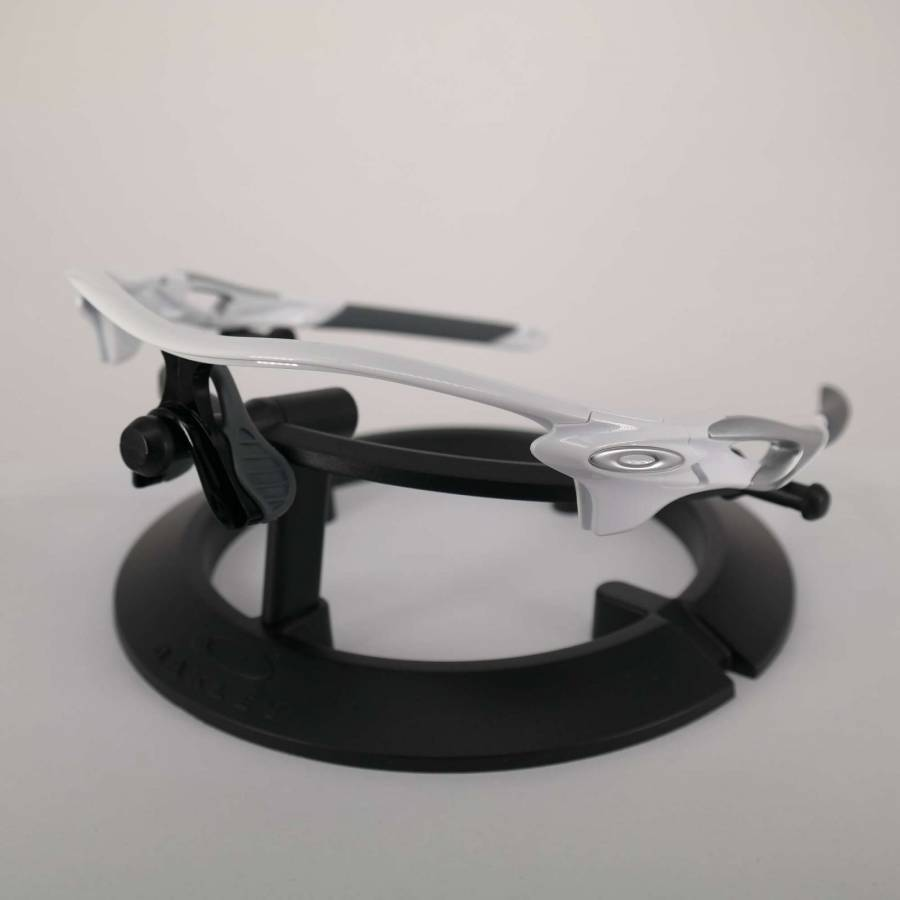 Oakley Radarlock Frame - Polished White / Silver Keret-100-725-005