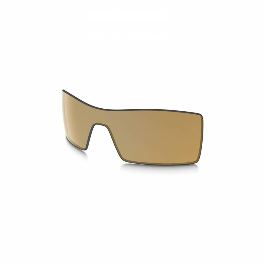 Oakley Oil Rig Lens - Gold Iridium Polarized Lencse-16-696