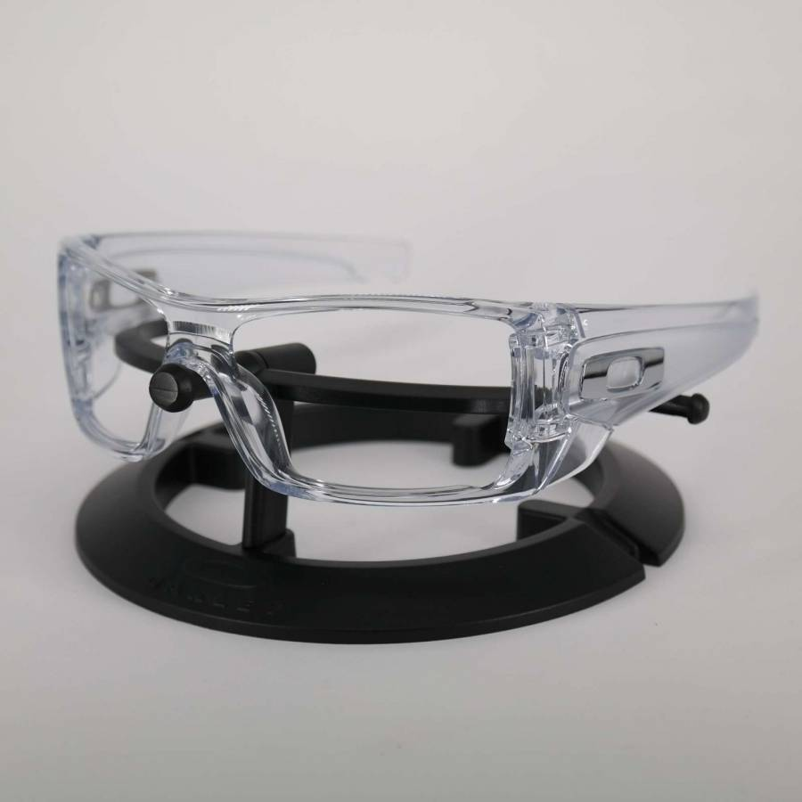 Oakley Batwolf Frame - Polished Clear / Chrome Keret-100-676-027