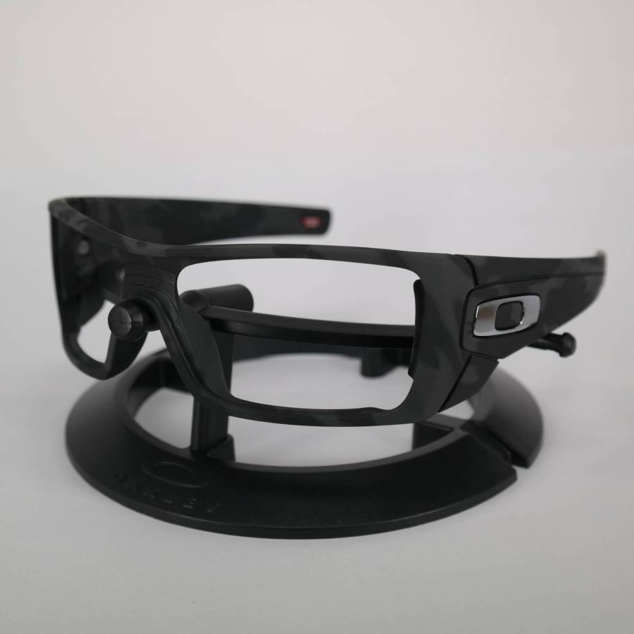 Oakley Batwolf Frame - Matte Black Camo / Polished Chrome Keret-100-676-026