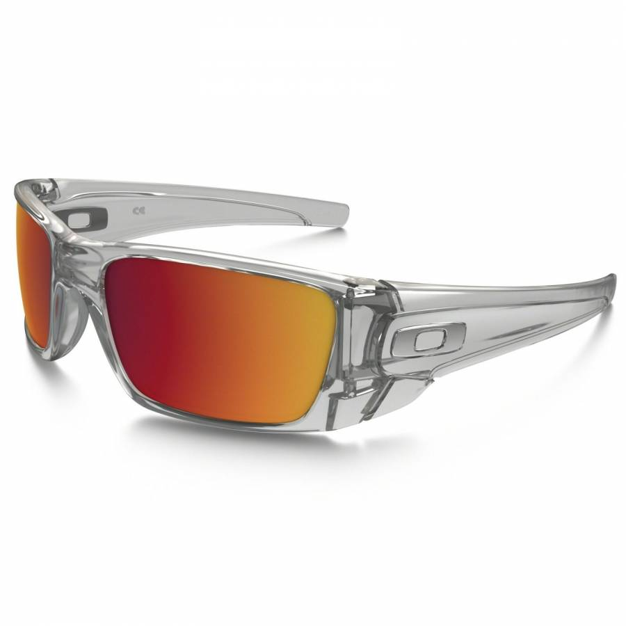 Oakley Fuel Cell Polished Clear - Torch Iridium Napszemüveg-OO9096-H660
