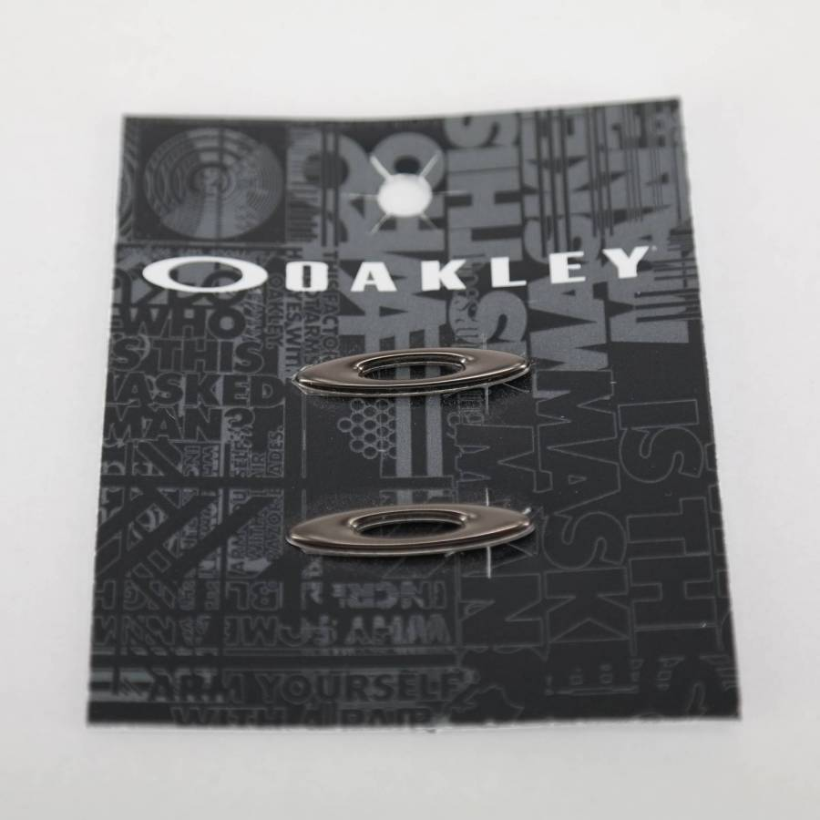 Oakley Racing Jacket Icon - Gunmetal Ikon-08-055