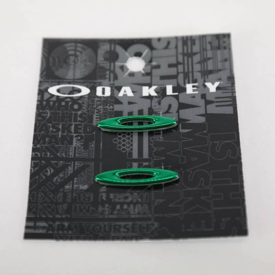 Oakley Racing Jacket Icon - Anodized Green Ikon-08-052