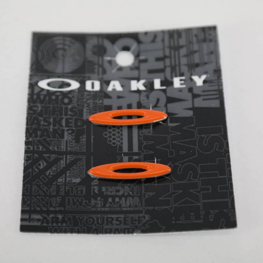 Oakley Racing Jacket Icon - Blood Orange Ikon-08-053