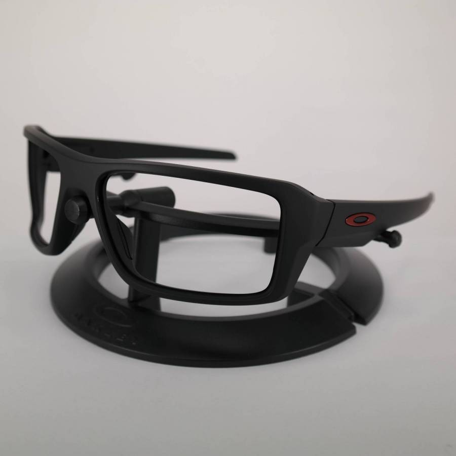 Oakley Double Edge Frame - Matte Black / Anodized Red Keret-102-513-007