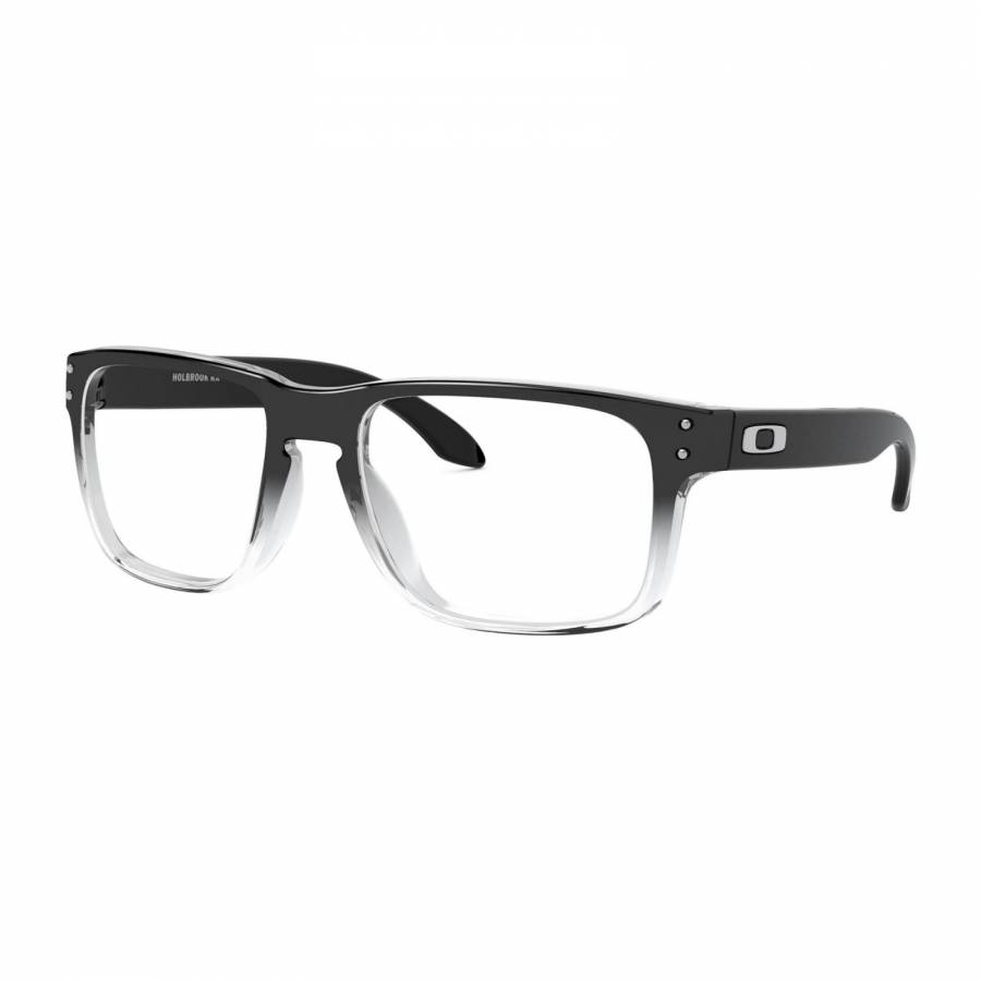 Oakley Holbrook Rx Polished Black Clear Fade 56 Optikai keret-OX8156-0656