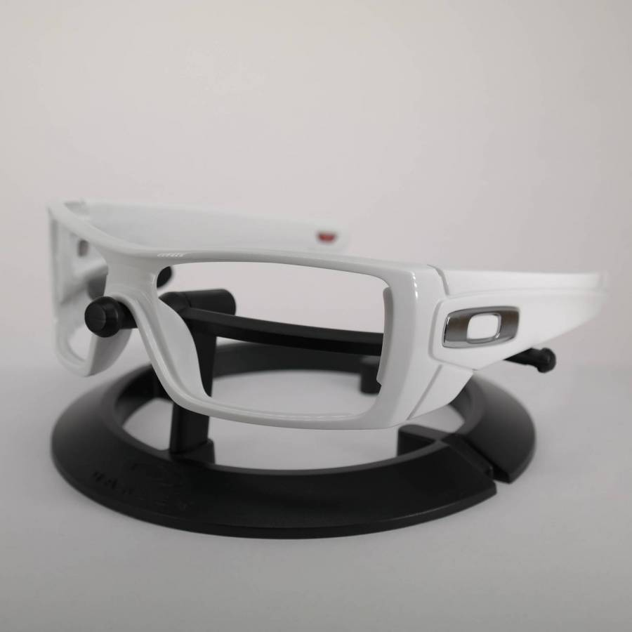Oakley Batwolf Frame - Polished White / Polished Chrome Keret-100-676-028