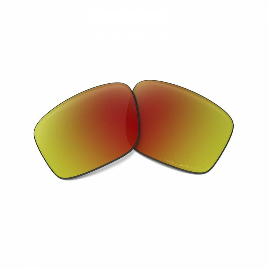 Oakley Fuel Cell Lens - Ruby Iridium Polarized Lencse-42-046