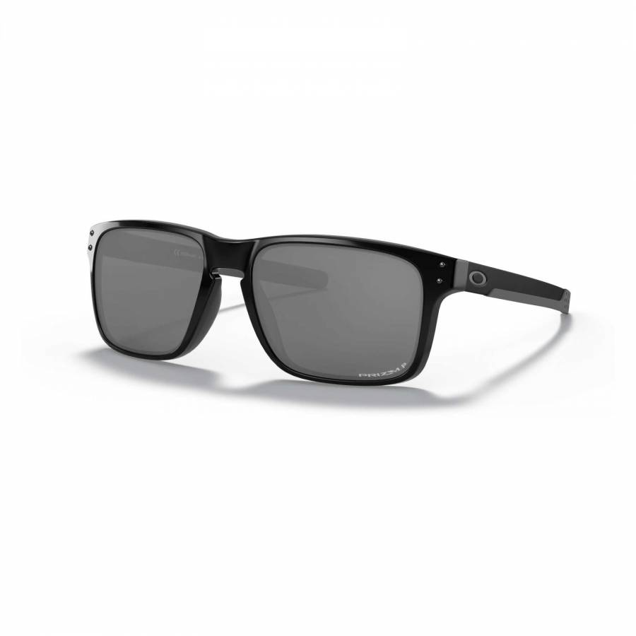Oakley Holbrook Mix Polished Black - Prizm Black Polarized Napszemüveg-OO9384-0657